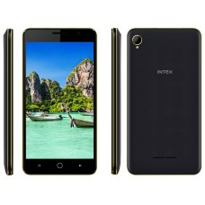 Lcd Display With Touch Screen For Intex Aqua Power