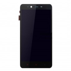 LCD with Touch Screen for Xiaomi Redmi Note 2 Prime - Black