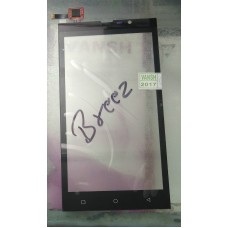 Touch Screen Digitizer Glass for Intex Cloud Breeze