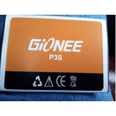 Gionee P3S battery with 2000 mAh