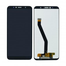LCD with Touch Screen for Huawei Honor 7A - Black (display glass combo folder)