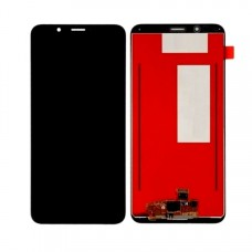 LCD with Touch Screen for Huawei Honor 7C - Black (display glass combo folder)