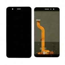 LCD with Touch Screen for Huawei Honor 8 Pro - Black (display glass combo folder)