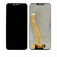 LCD with Touch Screen for Huawei Honor Play - Black (display glass combo folder)
