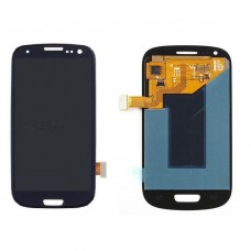 LCD with Touch Screen for Samsung Galaxy S3 I9300 64GB - Black (display glass combo folder)