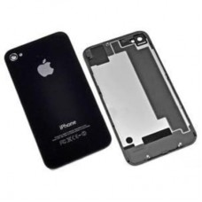 Apple Iphone 4 Back Panel With Chrome Border