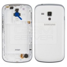 Samsung Galaxy C Duos s7562 Android Back Panel With Chrome Border
