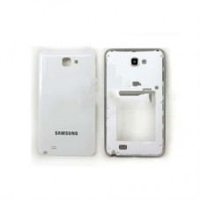 Samsung Galaxy Note N7000 Android Back Panel With Chrome Border