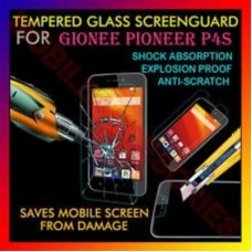 Gionee P4S Tempered Glass Screen Protector