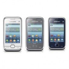 Samsung C3312 Champ Mobile Phone Housing Faceplate Body Panel