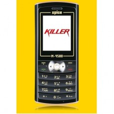 Spice M4580 Mobile Phone Housing Faceplate Body Panel