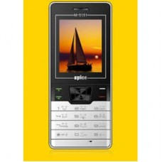Spice M5151 Mobile Phone Housing Faceplate Body Panel