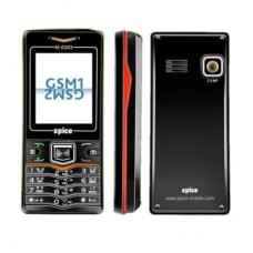 Spice M6363 Mobile Phone Housing Faceplate Body Panel